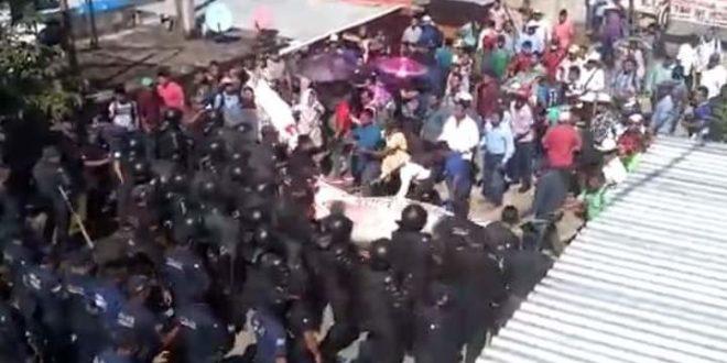 Chiapas: Guardia Nacional y Seguridad Pública vulneran derechos del Pueblo Maya Tseltal de Chilón, denuncia el Frayba