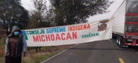 12 de octubre: Día de la Dignidad, Resistencia y Lucha de los Pueblos Originarios. Consejo Supremo Indígena de Michoacán