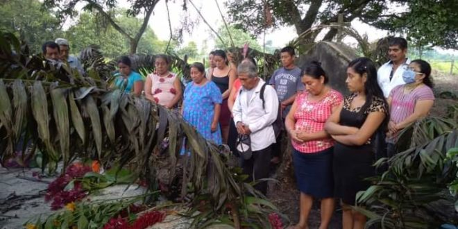 Chiapas «El grito de la sangre derramada impunemente en la selva Lacandona. Viejo Velasco tiene sed de justicia»