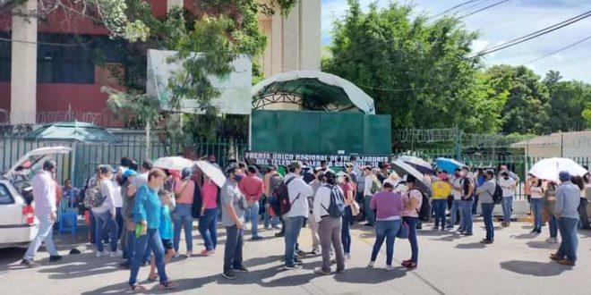 Cierre de Telebachillerato Comunitario afectaría a más de 4 mil jóvenes, alertan autoridades ejidales y comités de padres de familia y docentes