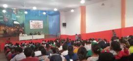 «Levantar de nueva cuenta las banderas de lucha», convoca el magisterio en Chiapas