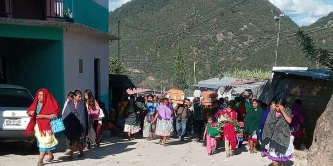Guerrero México:»el Estado no está ausente, es cómplice y busca nuestra muerte», denuncia el CIPOG-EZ, tras asesinato de cuatro de sus integrantes