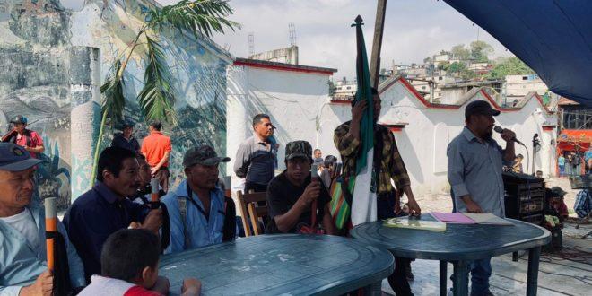 Ejido Tila: «como pueblo estamos buscando una mejoría para el hospital»