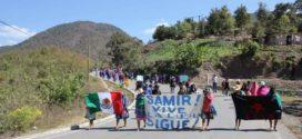 Denuncian ataque a comunidad del CIPOG-EZ, en Guerrero, México. Actitud omisa de los tres niveles de gobierno: las Policías Municipal y Estatal, y de la Guardia Nacional, evidencian.