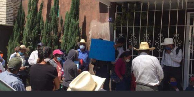 Sergio Rivera, desaparecido por defender el territorio en la Sierra Negra de Puebla. Autoridades incapaces de dar una respuesta, denuncian comunidades