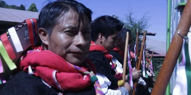 «Trabajaremos en la construcción de la Otra Justicia, un día ese sueño dará frutos», Abejas de Acteal, Chiapas