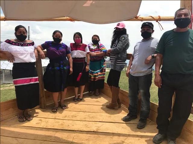 EZLN: «Siete zapatistas, la fracción marítima que visitará Europa»