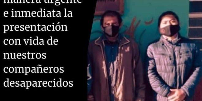 Denuncian Privación arbitraria de la libertad a integrantes del Frayba