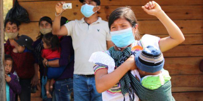 """EZLN: «Llevar lejos nuestro pensamiento, es decir, nuestro corazón"""", inicia caravana zapatista por el mundo"""