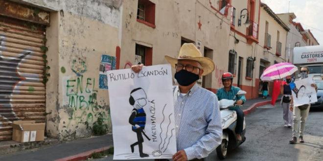 Desde tierras de Zapata exigen libertad inmediata de l@s compañer@s de la Normal Rural Mactumatzá en Chiapas