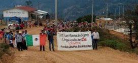 «Ustedes los que están del lado del poder siempre miran la represión como salida», CIPOG-EZ, Guerrero México