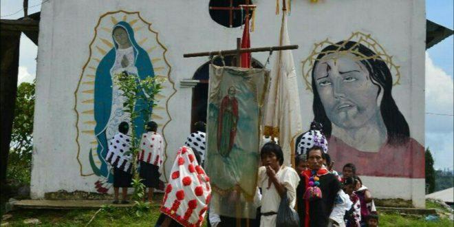 Indígenas de las Abejas de Acteal preparan retorno a la comunidad Río Jordán