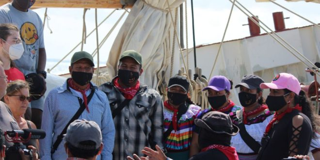 «Escuchar y aprender de sus historias, calendarios y modos», misión zapatista en Europa
