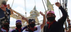 EZLN: «Y todavía hay que atravesar el Atlántico»