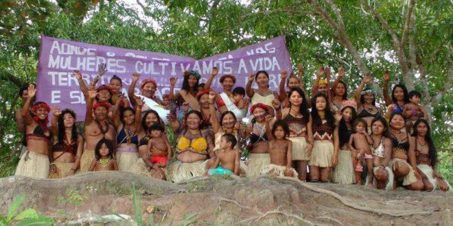 Brasil: La riqueza esta en el corazón de los pueblos indígenas, en la vida ancestral
