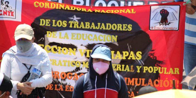 """4T: con el """"interés de acabar con el Normalismo Rural en México"""", denuncian estudiantes"""