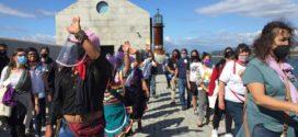 """El EZLN pisa tierra europea y la nombra """"Tierra que no se resigna, que no desmaya"""""""