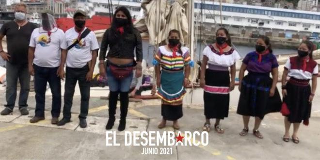 EZLN: EL DESEMBARCO