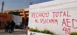 Chiapas: Maestr@s repudian proceso de cambios de forma virtual con los lineamientos de la USICAMM