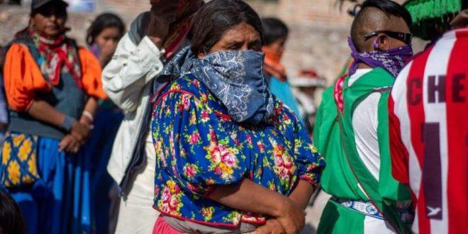 México: Exigen justicia para Azqueltán y respeto a los derechos de tepecanos y wixáritari