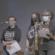 Ante la delegación zapatista, se denuncia la brutalidad policiaca y los crímenes de Estado en Francia