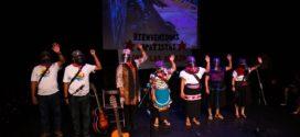 Madrid, España: Lavapiés acoge al Escuadrón zapatista 421 con orgullo