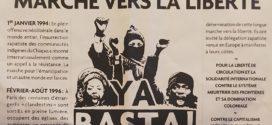 Colectivos de Sin Papeles se solidarizan con Zapatistas para ingresar a territorio francés