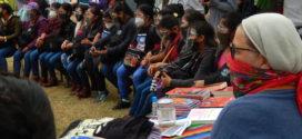 Zapatistas encuentran e intercambian con resistencias a megaproyecto carretero en Austria