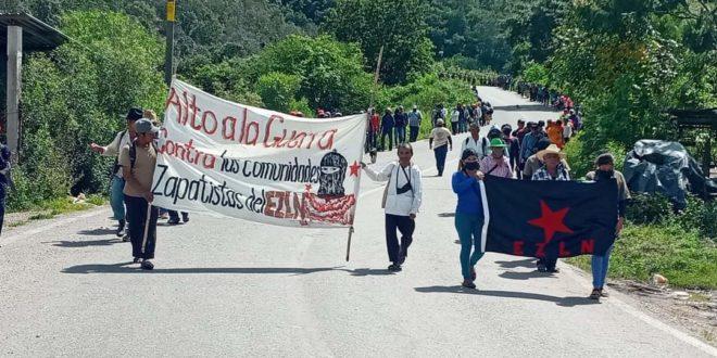 Guerrero: «grupos narco-paramilitares, son parte de la clase gobernante del estado», denuncia el CIPOG_EZ