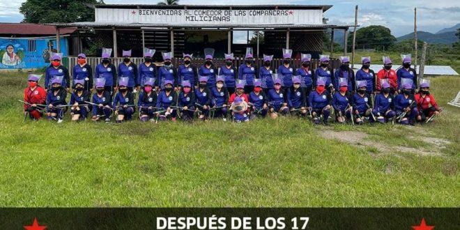 EZLN: Después De Los 17. (La Sección Miliciana Ixchel-Ramona)