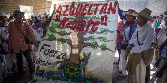 «Jornadas por la vida», Azqueltán Jalisco conmemorará el 8º aniversario del nombramiento de autoridades agrarias autónomas